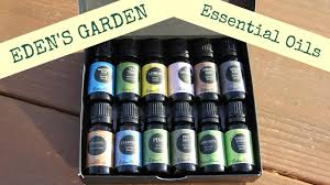 why i chose eden s garden essential oils my 12 oil starter kit