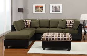 L Shaped Living Room Furniture Astonishing Black Bonded Leather Reclining Sectional Sofa Features
