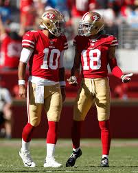 49ers Qb Depth Chart 2018 49ers Depth Chart Burning Questions Ahead Of Nfl Draft