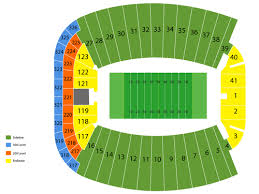 Doak Stadium Seating Chart Viptix Com Doak Campbell Stadium Tickets