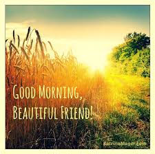 Good Morning Beautiful Quotes For Friends Daily Motivational Quotes