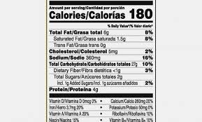 nutrition label kellogg s eggo homestyle waffles 13 ct box walmart