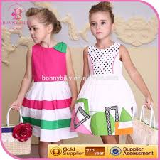Latest Baby Frock Design 2016 2016 Bonnybilly New Style Dresses For Girls Of 11 Years Old