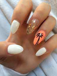check out the best summer acrylic nail designs 2016