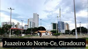 Juazeiro Do Norte Ceara Giradouro AO VIVO - YouTube