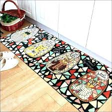washable kitchen rug runners cow rugs target braided