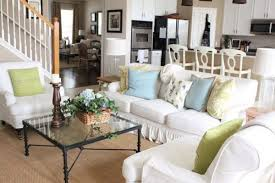 cottage style living room furniture. cottage style furniture living room using metal frame coffee table with glass top nearby white english