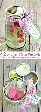 cute diy mason jar gift ideas for s diy jar gift best presents