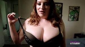 Big Tit Brunette Mom Son