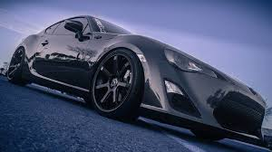 scion fr s blacked out. concept three led asphalt scion frs fr s blacked out
