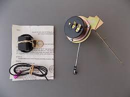 Carter Avs Electric Choke Conversion Kit