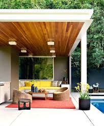Outstanding Mid Century Modern Patio Furniture Cozy Inspiration Mid