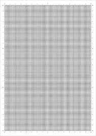 Graph Paper Quad Printable Squared 1 Cm Ooojo Co