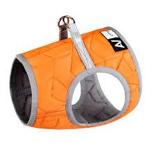 <b>Шлея мягкая для собак</b> Collar AiryVest One оранжевая (xs4), цена ...