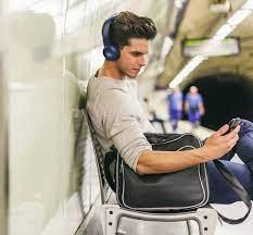 JBL Tune 500BT Kablosuz Kulak Üstü Kulaklık Mavi Kulaklıklar