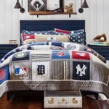 MLB Quilt + Sham | PBteen & MLB Quilt + Sham Adamdwight.com