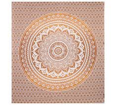 image is loading ombre tapestry indian mandala wall art hippie wall  on mandala wall art with ombre tapestry indian mandala wall art hippie wall hanging 90x84