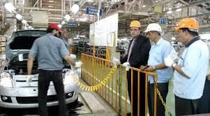 suzuki motors proposes conditioned investment of 660m in stan
