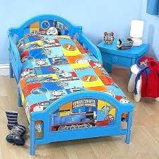 Thomas The Train Furniture Bedroom Set Tank Engine Toddler Bed ...
