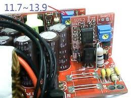 6v 12v dc dc converters 250 watts peak positive ground to adjustment pot for controlling output voltage