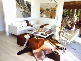 cowhide rug living room luxury 38 best modern living cow skin rugs images on