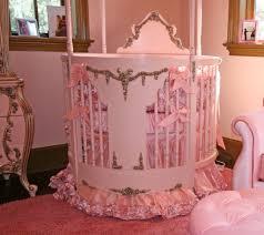 Circular Crib Bedding Round Baby Crib Abbey Rose Round Crib Bedding Buy Round Crib