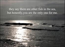 ocean love quote with image