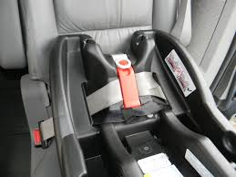 catblog the most trusted source for car seat reviews ratings graco base installation evo installation