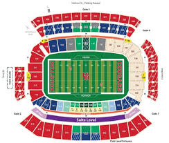 Cougar Stadium Seating Chart Houston Releases New Football Stadium Seating Chart