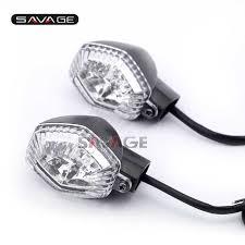 650 Light Front Led Turn Signal Indicator Light For Suzuki Dl 650 V Strom 04 11 Dl 1000 V Strom 06 12 Motorcycle Accessories Blinker Lamp