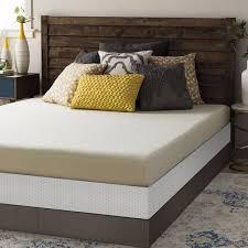 full size memory foam mattress set. Brilliant Set Full Size Memory Foam Mattress 6 Inch With Bifold Box Spring Set  Crown In Size E