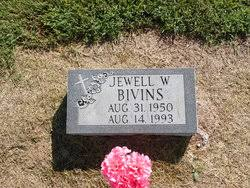 Jewell Wade Bivins (1950-1993) - Find A Grave Memorial