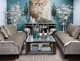 Teal Color Living Room Calming Coastal Chic Living Room Inspired By Tranquil Spa Colors