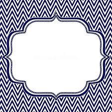 navy blue and white background navy blue and white chevron zigzag frame background stock image