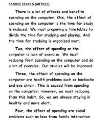 write essay examples example of scientific essay compucenter  visual argument essay examples 16 example essays write conclusion