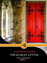 Scarlet Letter Book Cover The Scarlet Letter Bookdoors Ebook Annotations Platform