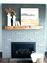 how to cover a brick fireplace covering with ceramic tile makeover mar