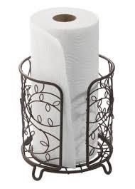 countertop paper towel holder. New-paper-towel-holder-metal-countertop-stand-bronze- Countertop Paper Towel Holder L