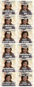 Game of Thrones Arya Stark meme | Funny Stuff | Pinterest | Arya ... via Relatably.com