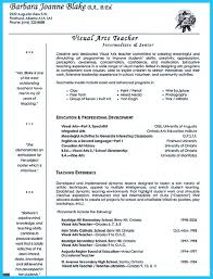 Art Teacher Resume Examples Art Teacher Resume Examples If You Are Seeking A Job As An Art 4