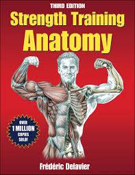 Strength Training Anatomy Sports Anatomy Amazon Co Uk