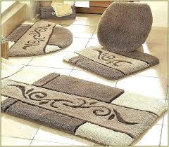 black cotton reversible bath rugs round bathroom rug large furniture adorable bold ideas target r black bathroom rugs