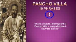pancho villa quotes. Beautiful Quotes The Best Quotes Of Pancho Villa Inside A