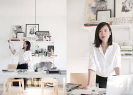 Bonnie Tsang - March 2015 - Lonny