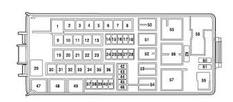 2002 explorer fuse box 2002 wiring diagrams online
