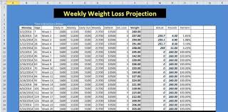 Biggest Loser Excel Spreadsheet 9 Weight Loss Challenge Spreadsheet Templates Excel Templates