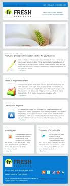 professional newsletter templates for word single page newsletter template