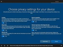 Window 10 Apps Windows 10 Privacy Is Windows 10 Spying On You Avg