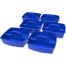 large plastic totes. Large Plastic Storage Tote (Set Of 6) Totes L