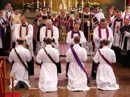 ordenación diaconla